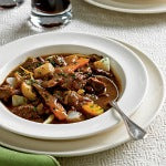 Healthy St. Patrick's Day: Beef and Guinness stew