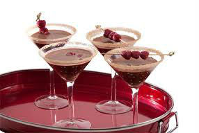 Healthy cocktails: Chocolate martini