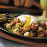 Healthy St. Patrick's Day: Corned beef hash