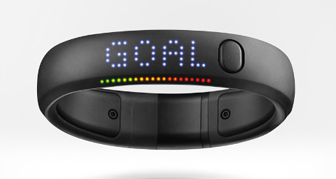 fuelband, fitness tracker, healthy resolutions