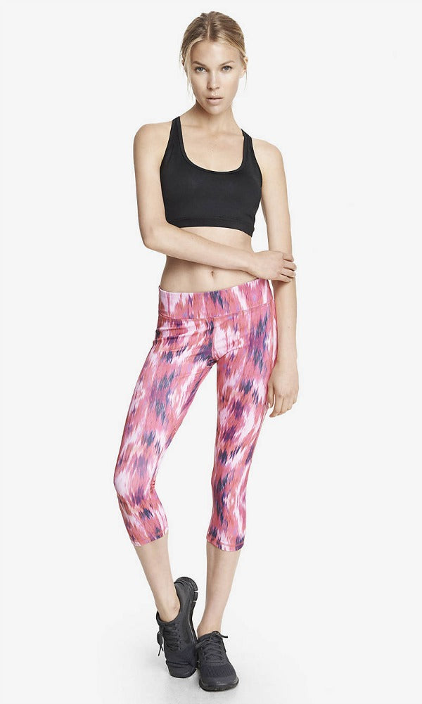 Wild workout bottoms from Express