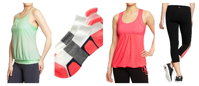 affordable fitness fashion, affordable workout gear, forever 21 athletic, yoga clothes target, kohls workout, old navy fitness
