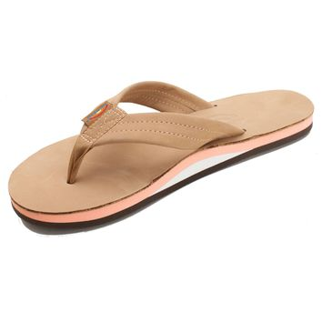 trailer boutique rainbow sandals