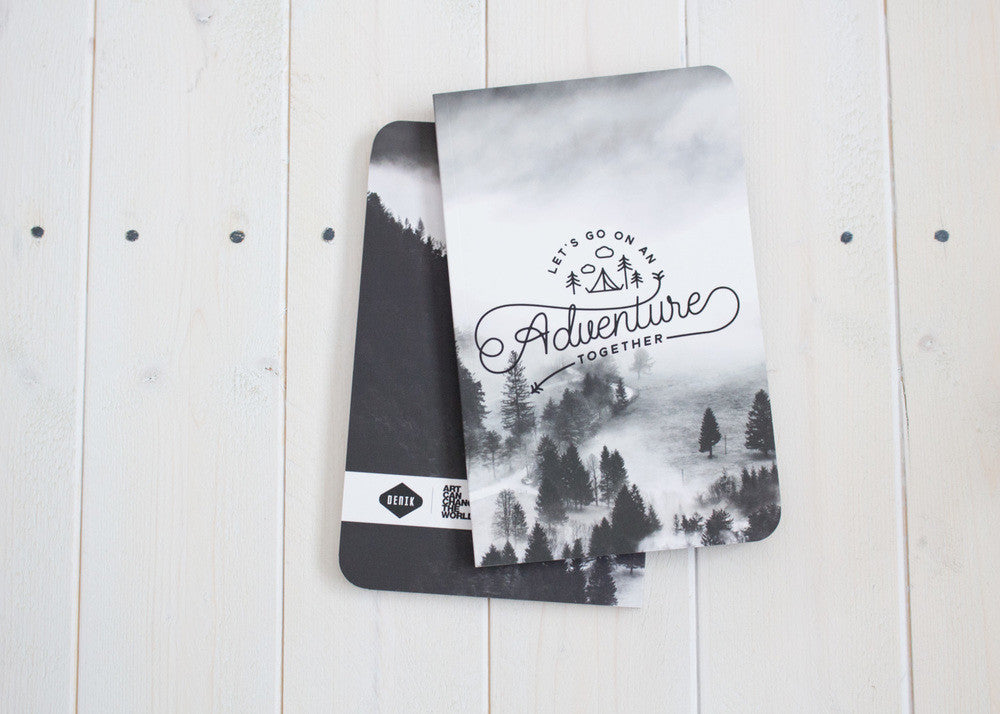 Adventure Notebook - Trailer Boutique