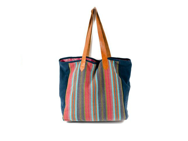 Trailer Boutique - Fair Trade Handmade Boho Tote