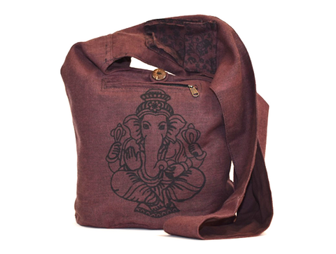 Trailer Boutique - Ganesha Crossbody Bag