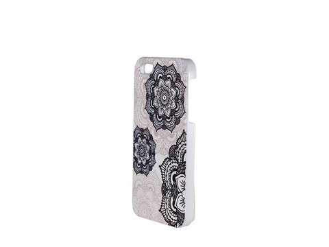 Custom White Henna Mandala Case - Trailer Boutique