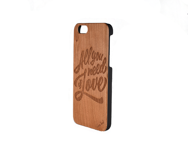All You Need Is Love Phone Case - Trailer Boutique