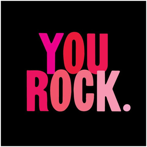 You Rock Magnet - Trailer Boutique