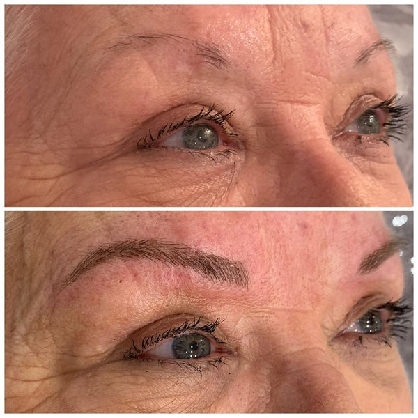 Eyebrow Featheringmicroblading Cheeky Bits Boutique
