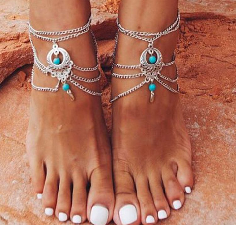 Beautiful Feet And Toes