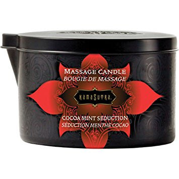 Ignite Massage Candle - Cocoa Mint