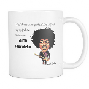 Guitarists Mug Collections