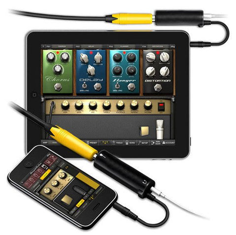 Guitar Audio Interface for Apple & Android Devices - Guitar Accessories - Top Buys Direct