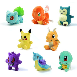 Pokemon Plush Doll Toy 5.5""