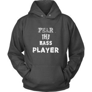 Fear the Bass Hoodie
