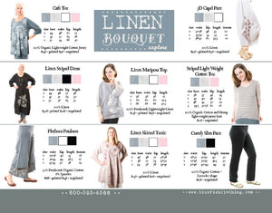 Linen Bouquet (April 15th, 2016)