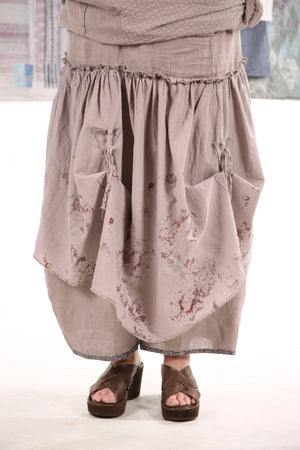 3266 Fusion Pant Skirt- Moon Rock-P