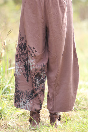 3148 Cartographers Pant Thermal Rosewood-P