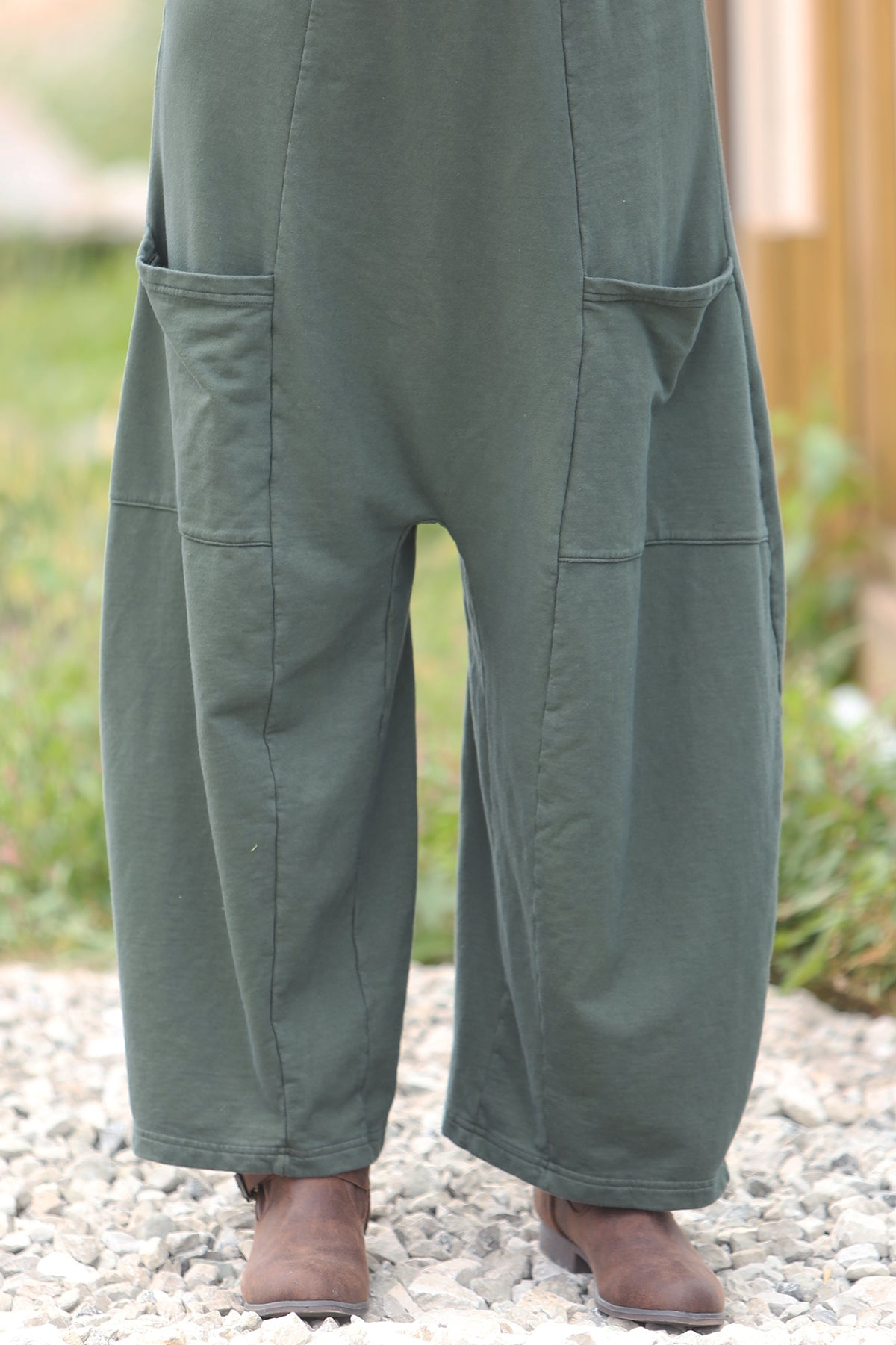 3291  Winter Pocket Pant - Sequoia