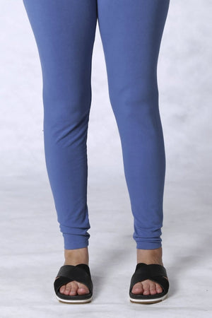 3136 Lightweight Leggings-Azure-U