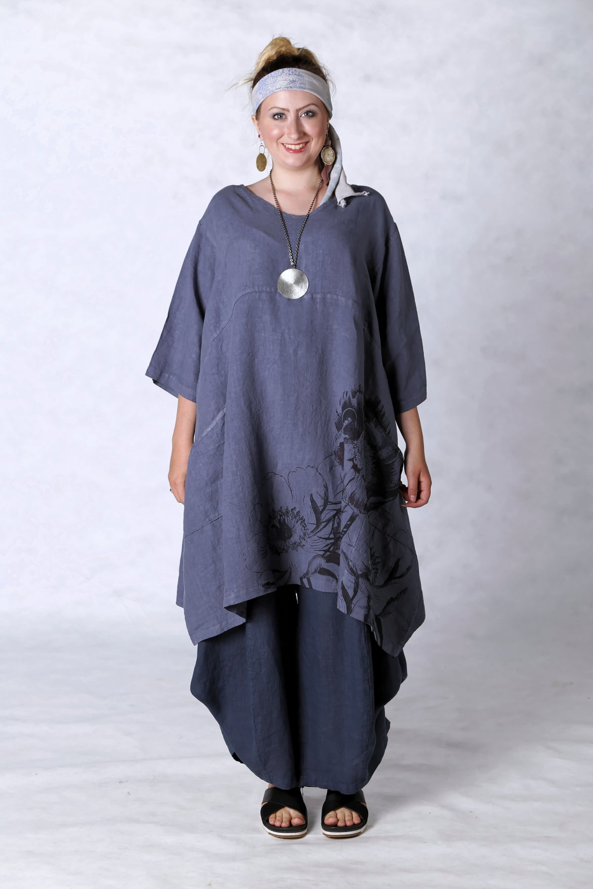 2257 OV Century Tunic  Reflection-P