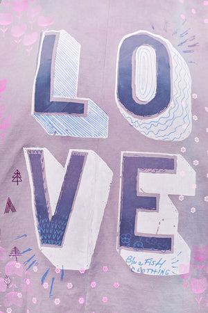 1236HD Pastel Sunrise LOVE Tee