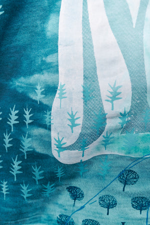 "1236HD Line Tee-Sky Blue-Peace Bay-29.5"" L"