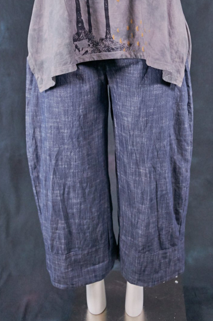 3310-Denim Perspective Pant-Blue-U