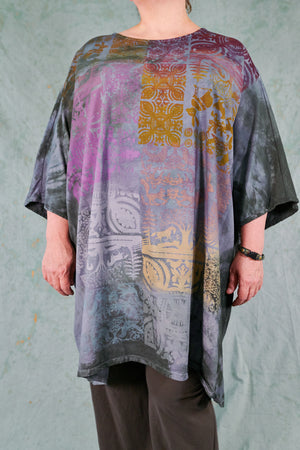1255HD Kitchen Art Tunic- Shade Forest-P