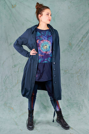 5280 The Zephyr Coat-Lux-Imaginary Garden