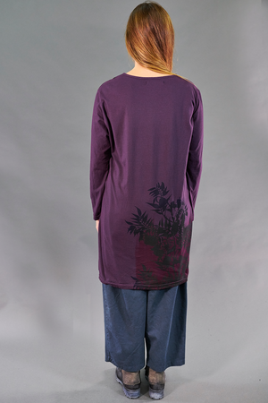 1571 Simple Tunic-Moonrise-Nocturnal Kingdom