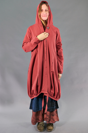 5280 The Zephyr Coat-Nepal-Henna Gradation