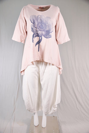 1577 Images Tee-Natural Pink-P