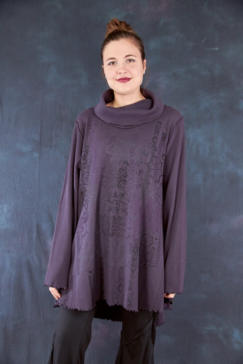 1584 Northern Lights Thermal Tunic Dulse-P