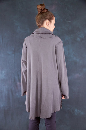 1584 Northern Lights Thermal Tunic Metal-P