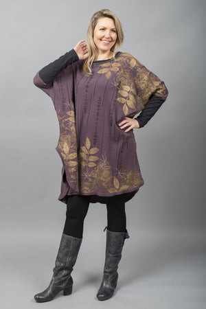 Natural City Tunic Golden Botanicals