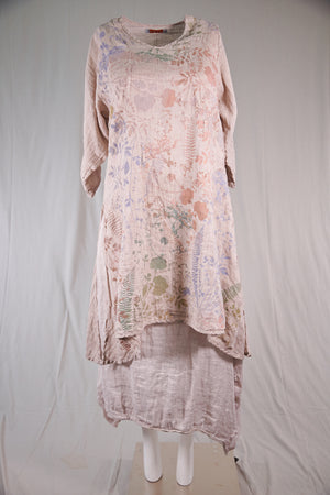 2193 Sun Drawing Tunic-Natural-P