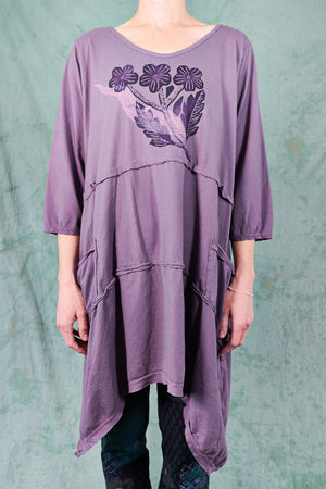 2222 Raw Seam Vector-Violette-P