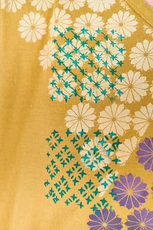 2222 Raw Seam Vector-Dill Flower-P
