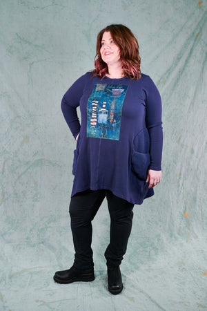 2231 Winter Spirit Tunic-Tempest-P