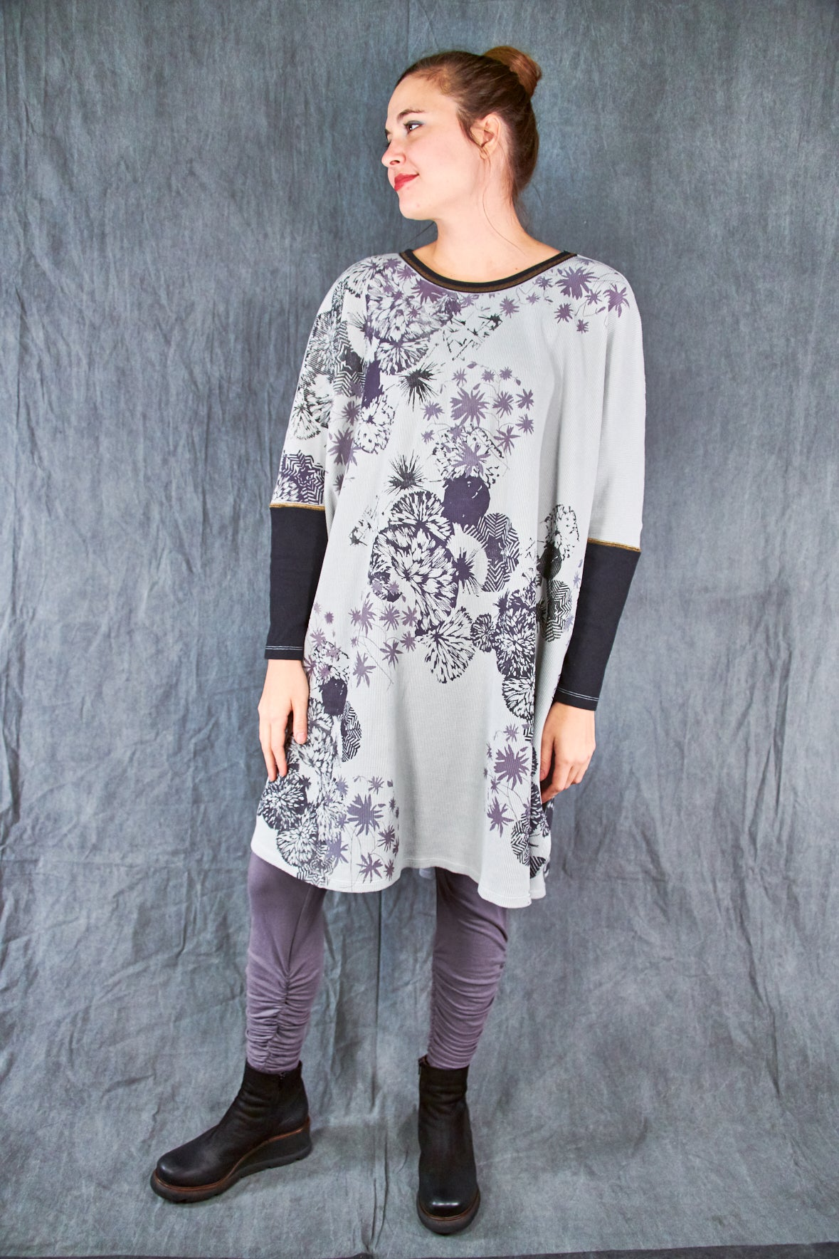 2251 Natural City Tunic Dove-P
