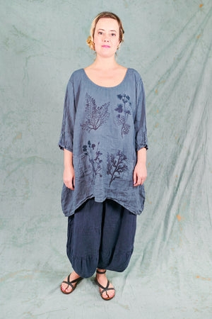 2265 Photographer's Smock-Century Blue-P