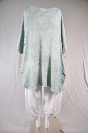 2282 Long Ana Tunic-Seafoam-U