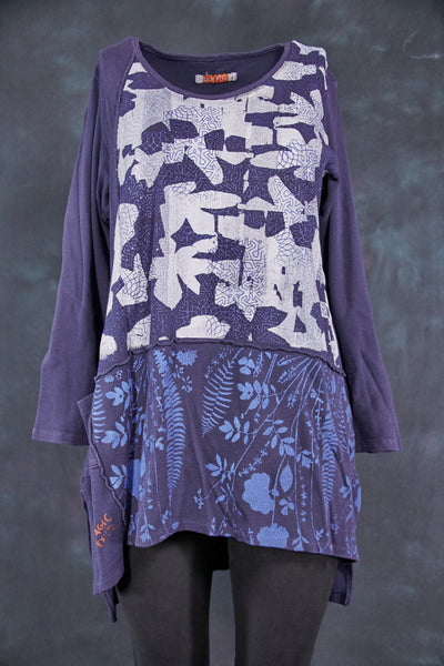 2325 City Stitch Tunic Thermal-Tempest-P