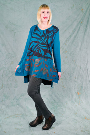 2325 City Stitch Tunic Thermal-Riddle-P