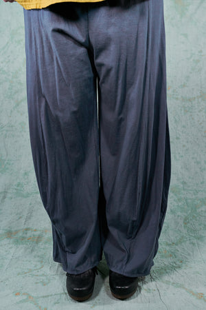3142 Organic Billow Lounge Pant-Shadow-U