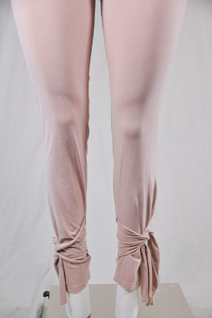 3185 Side Wrap Legging Malva-U