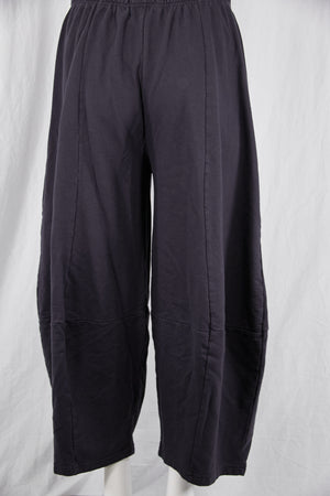 3292 Winter Four Square Pant with Pockets-Plumblack