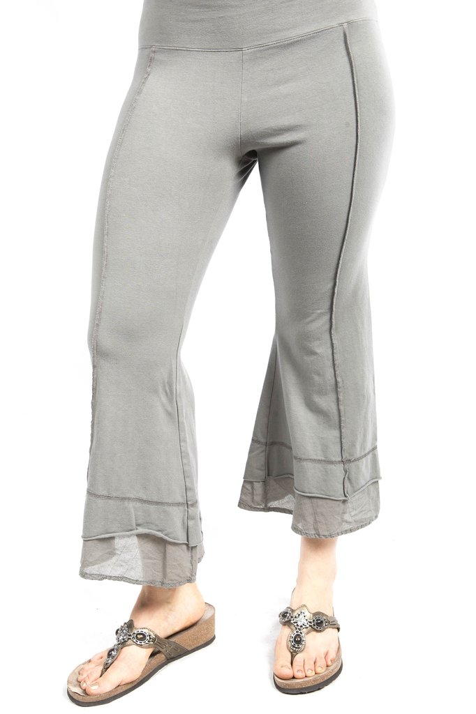 Summer Tiered Crop Pant UnPrinted-Was $128, NOW - Blue Fish Company - 5